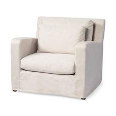 Denly III Chair (Cream)