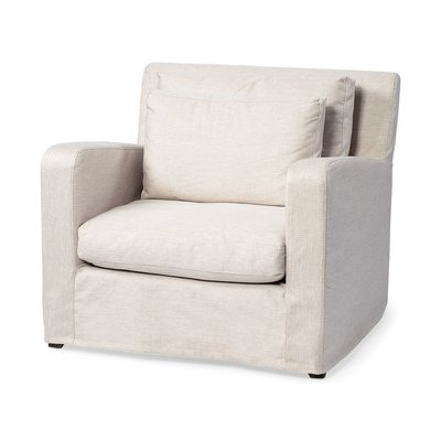 Denly III Chair (Cream)