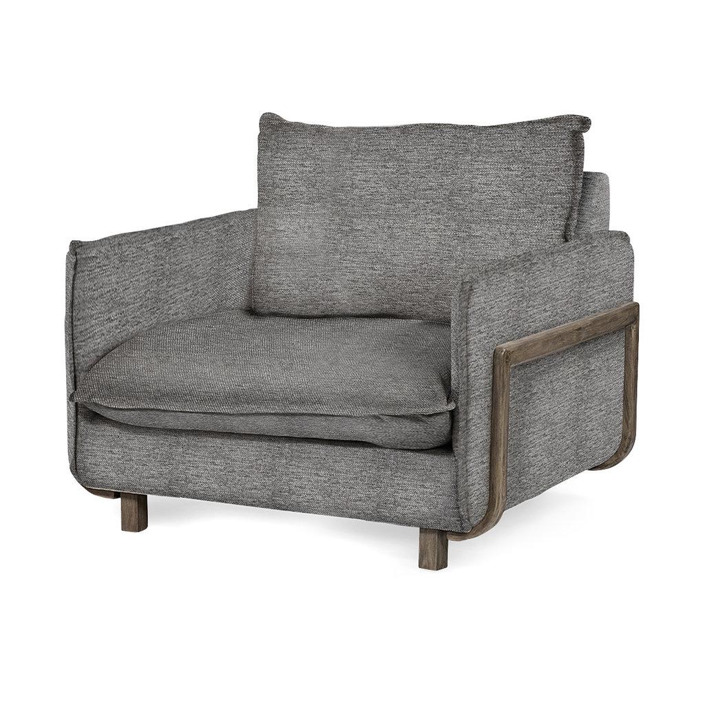 Roy II Chair (Castlerock Grey)