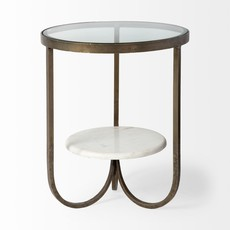Reinhardt II Side Table