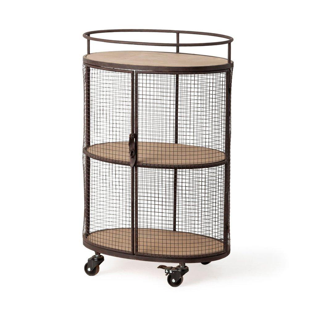 Saluti II Bar Cart