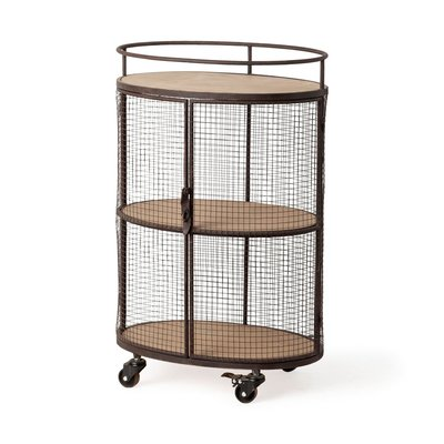 Saluti II Bar Cart