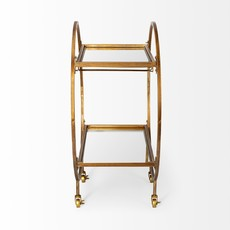 Carola Bar Cart