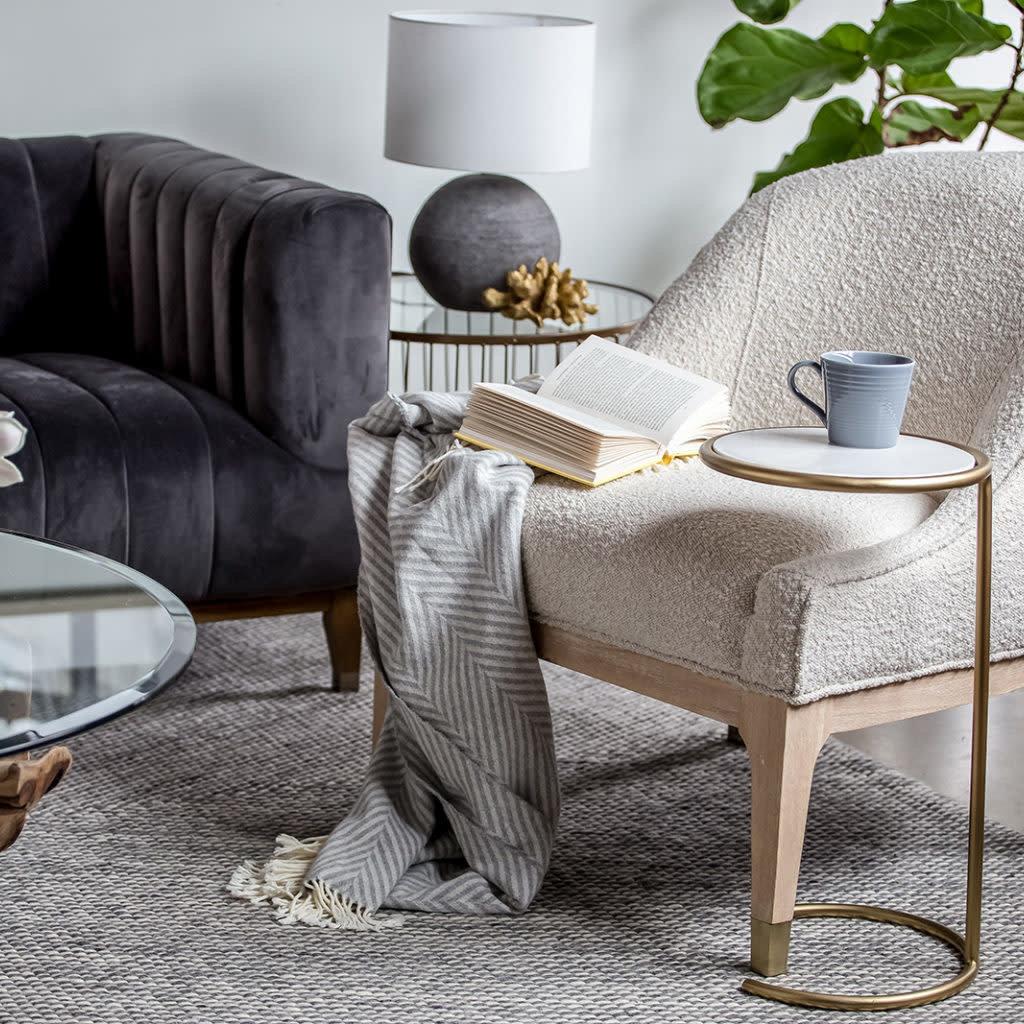 Emilia Chair (Cream)