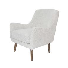 Evan Chair (Grey Boucle)