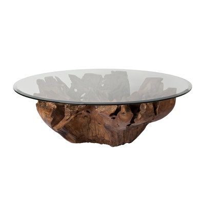 Natura Round Coffee Table