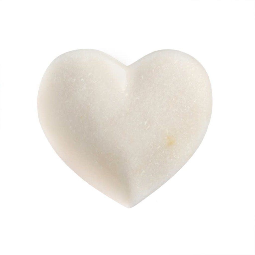 Large Marble Heart Dish