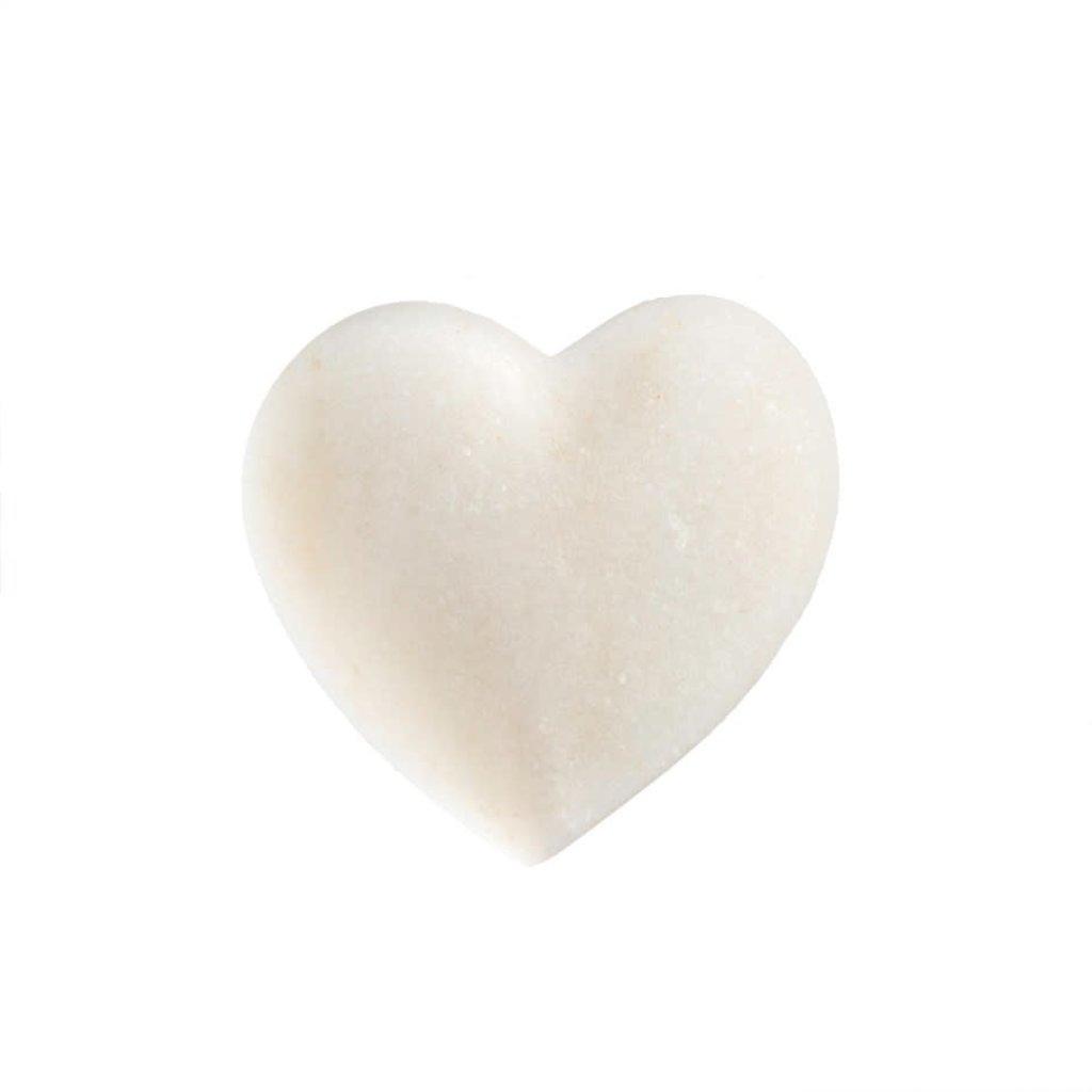 Small Marble Heart Dish