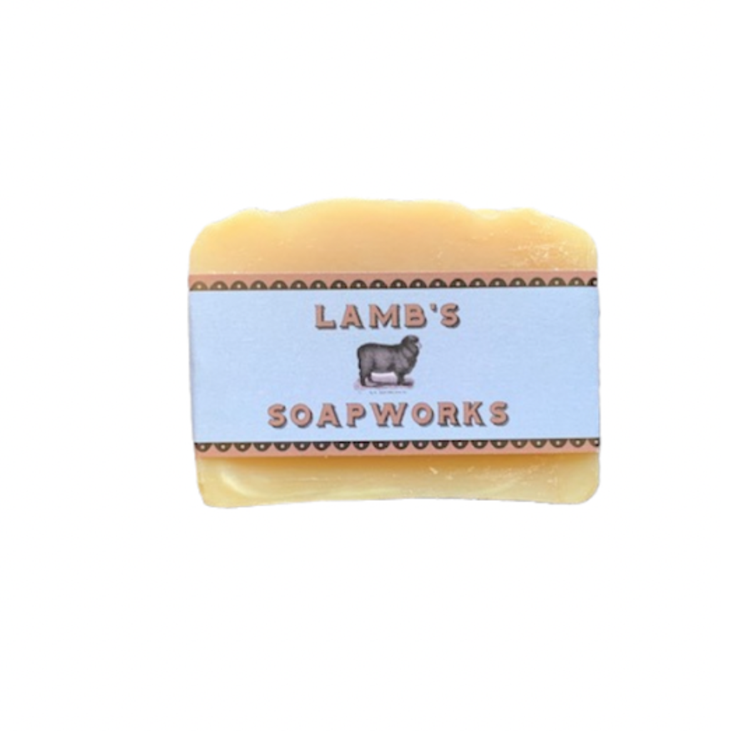 Lamb's Dog Shampoo Bar