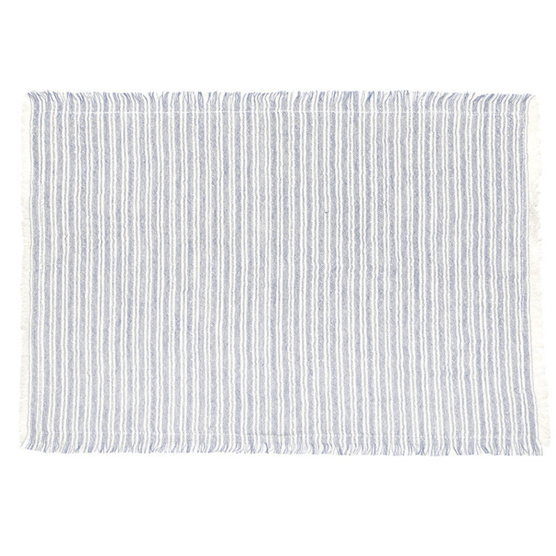 Monterey Blue Striped Placemat