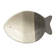 Large Grey Fish Bowl