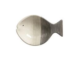 Small Grey Fish Bowl