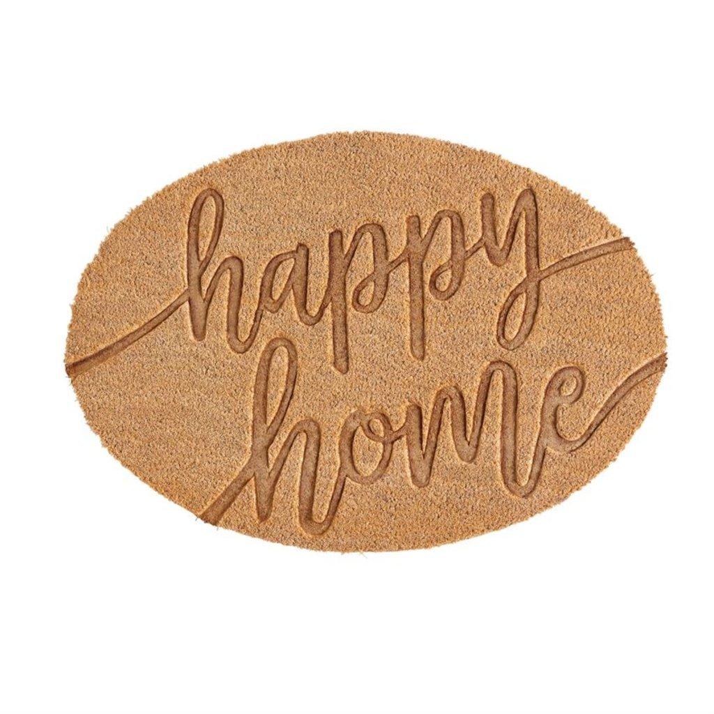 Happy Home Door Mat