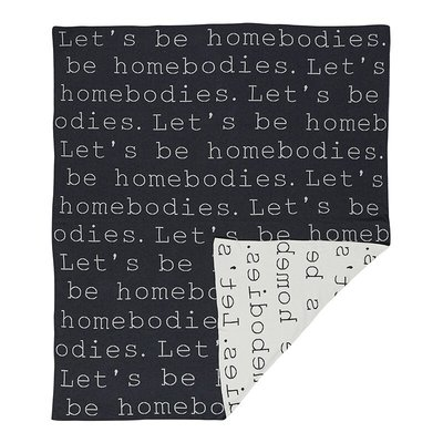 Homebody Throw