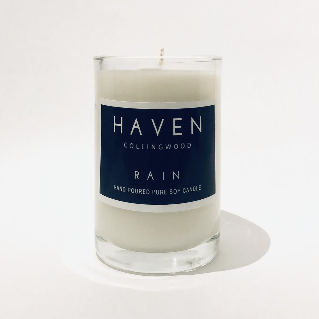 Rain Scented Candles