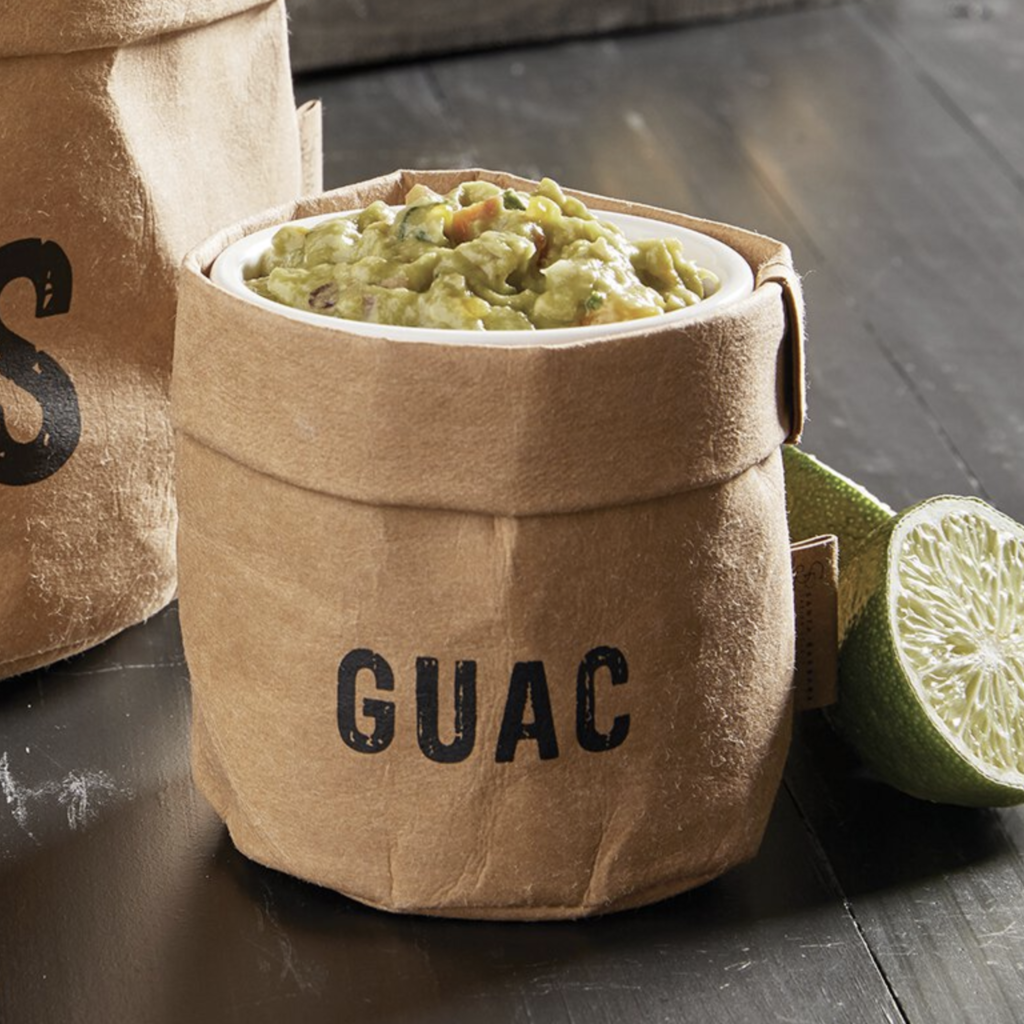 Washable Paper Holder - Guac