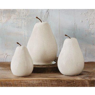 Ceramic Pears
