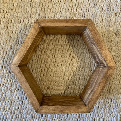 Small Honeycomb Shelf