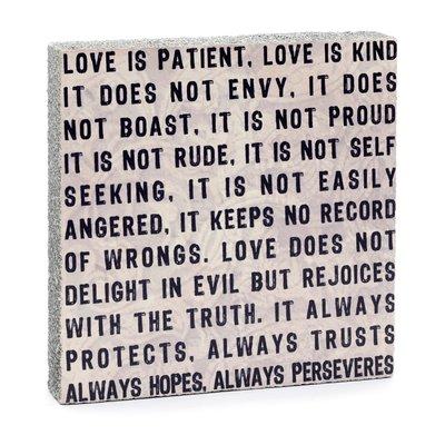 Love Is Art Block