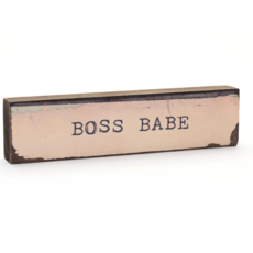 Boss Babe Timber Bit