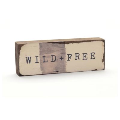 Wild + Free Timber Bit