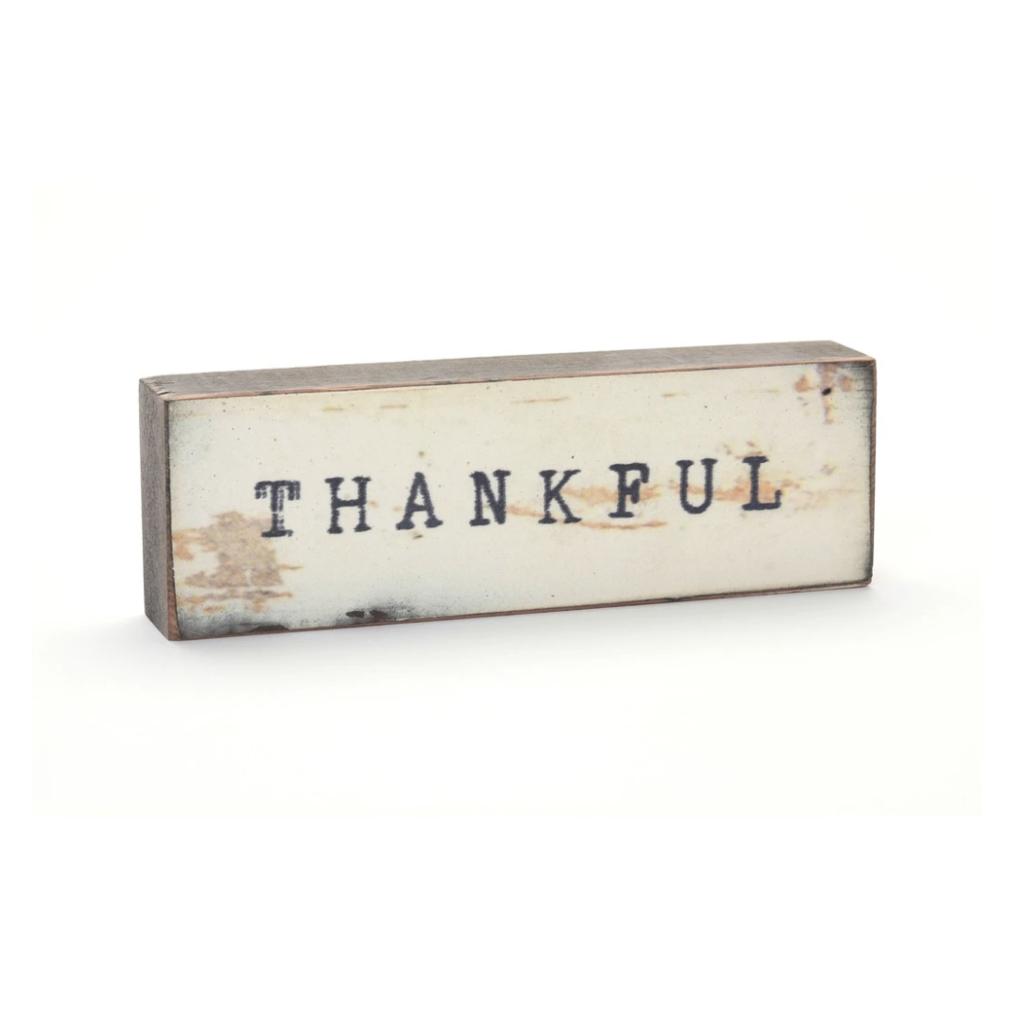 Thankful Timber Bit