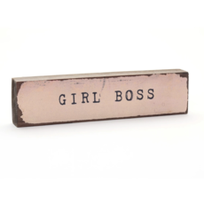 Girl Boss Timber Bit