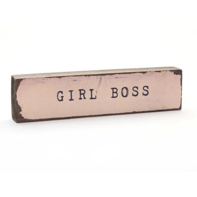 Girl Boss Timber Bit