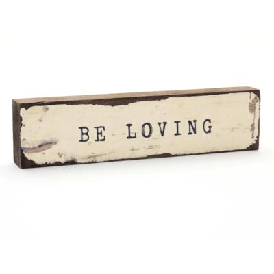 Be Loving Timber Bit