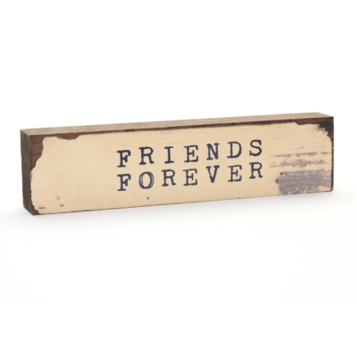 Friends Forever Timber Bit