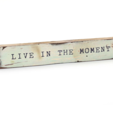 Live In The Moment Timber Bit