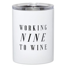 Nine to Wine Tumbler