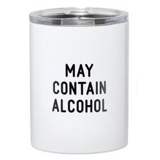 May Contain Alcohol Tumbler