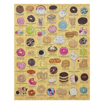 Donut Lover's Puzzle