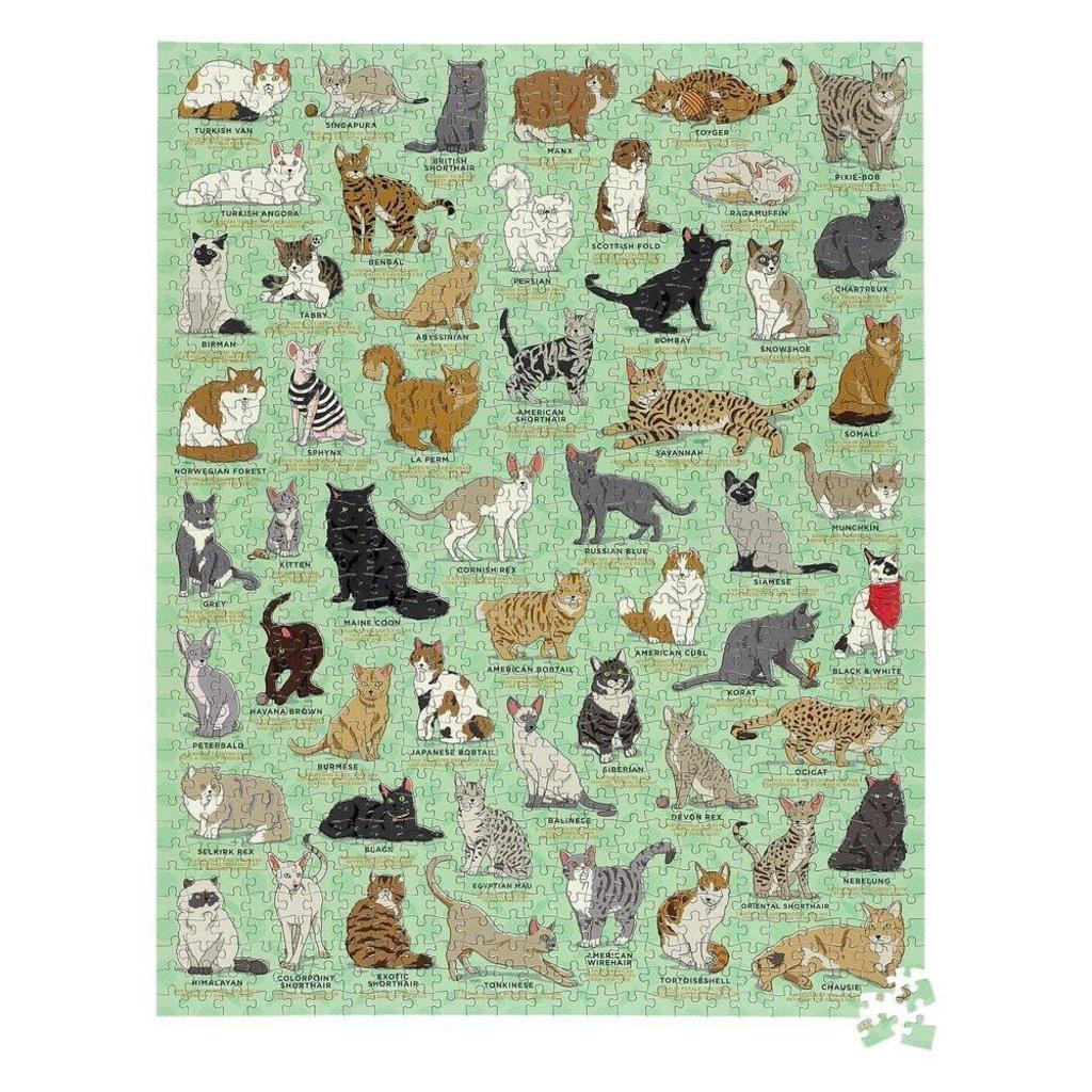 Cat Lover's Puzzle