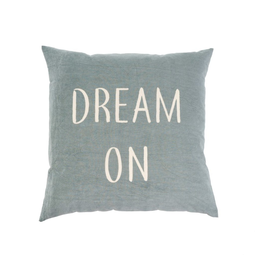 Dream On Pillow