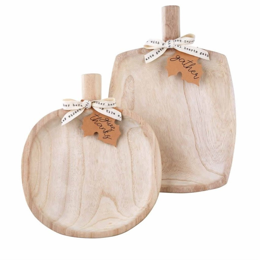 Pumpkin Trays