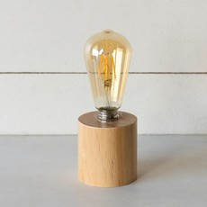 Assorted Wood Base Lights