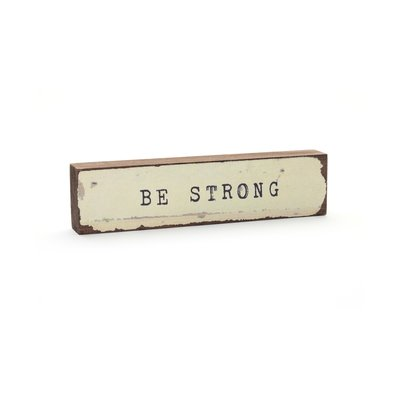 Be Strong Timber Bit