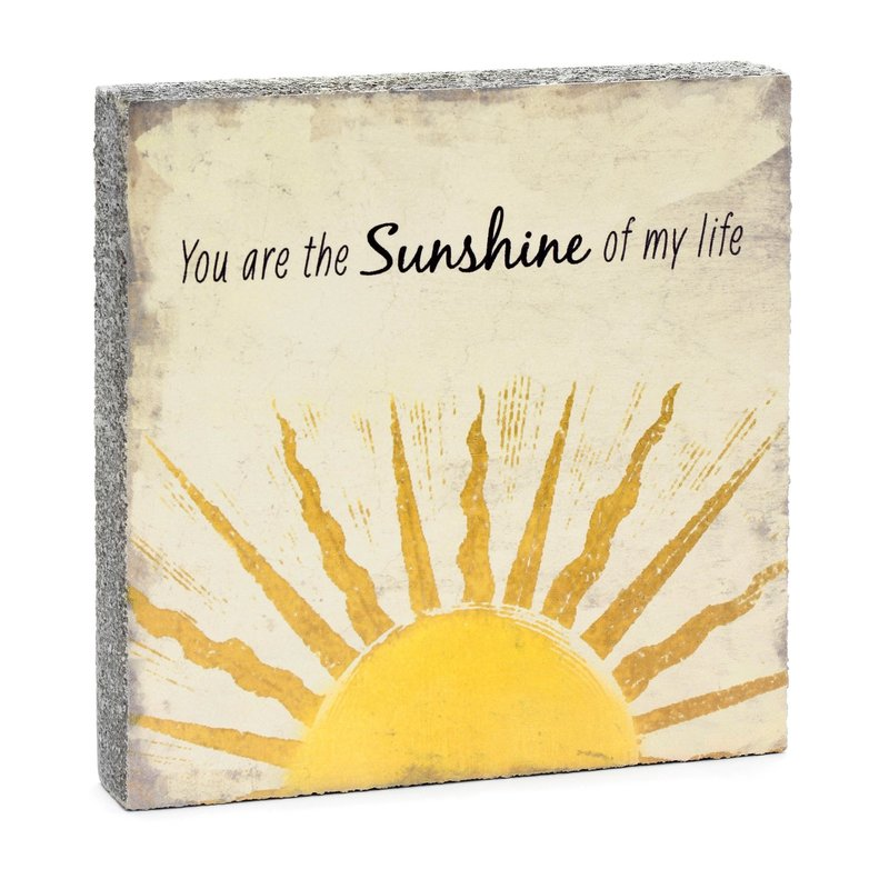 You are the Sunshine Art Block