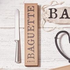 Baguette Knife Set