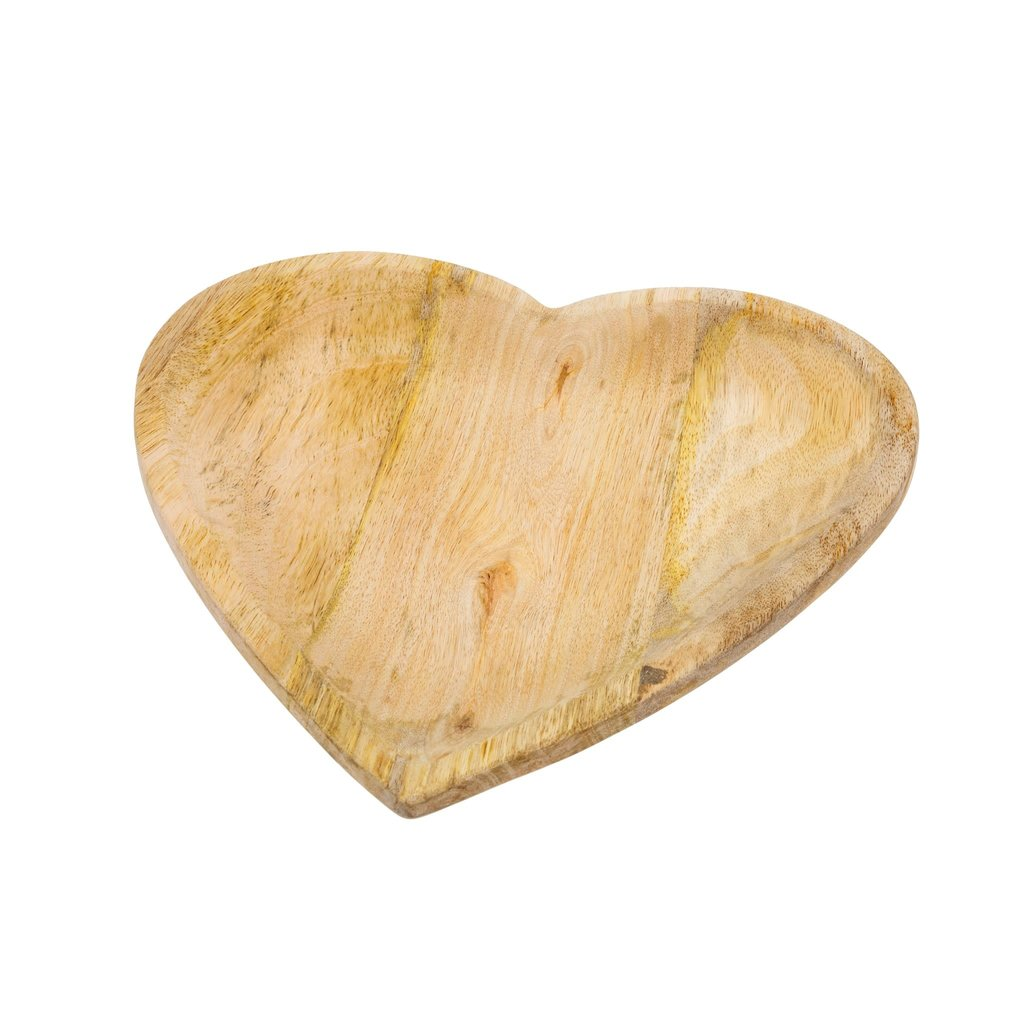 Large Wild Heart Plate
