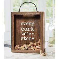 Every Cork Tells Wine Box