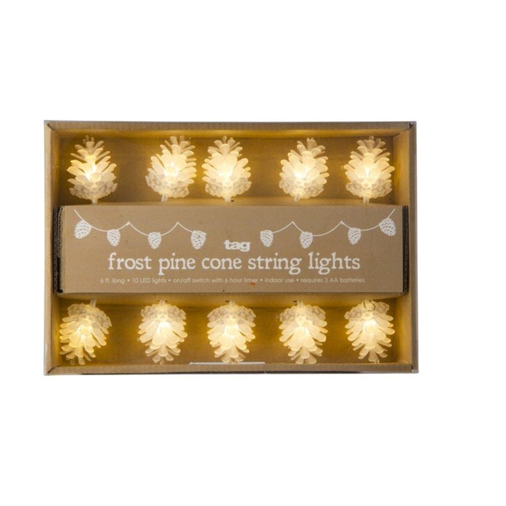 6' Pinecone String Light