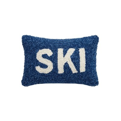 Ski Hook Pillow