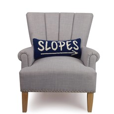 Slopes Hook Pillow