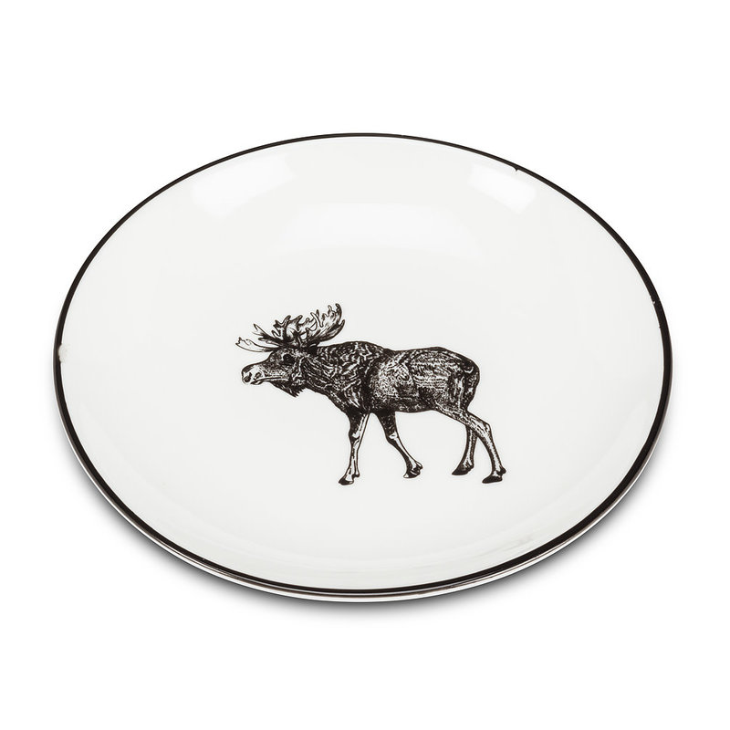 Moose Trinket Dish