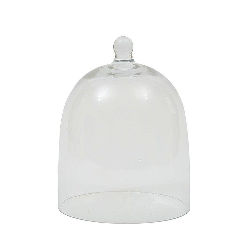 Round Glass Cloche