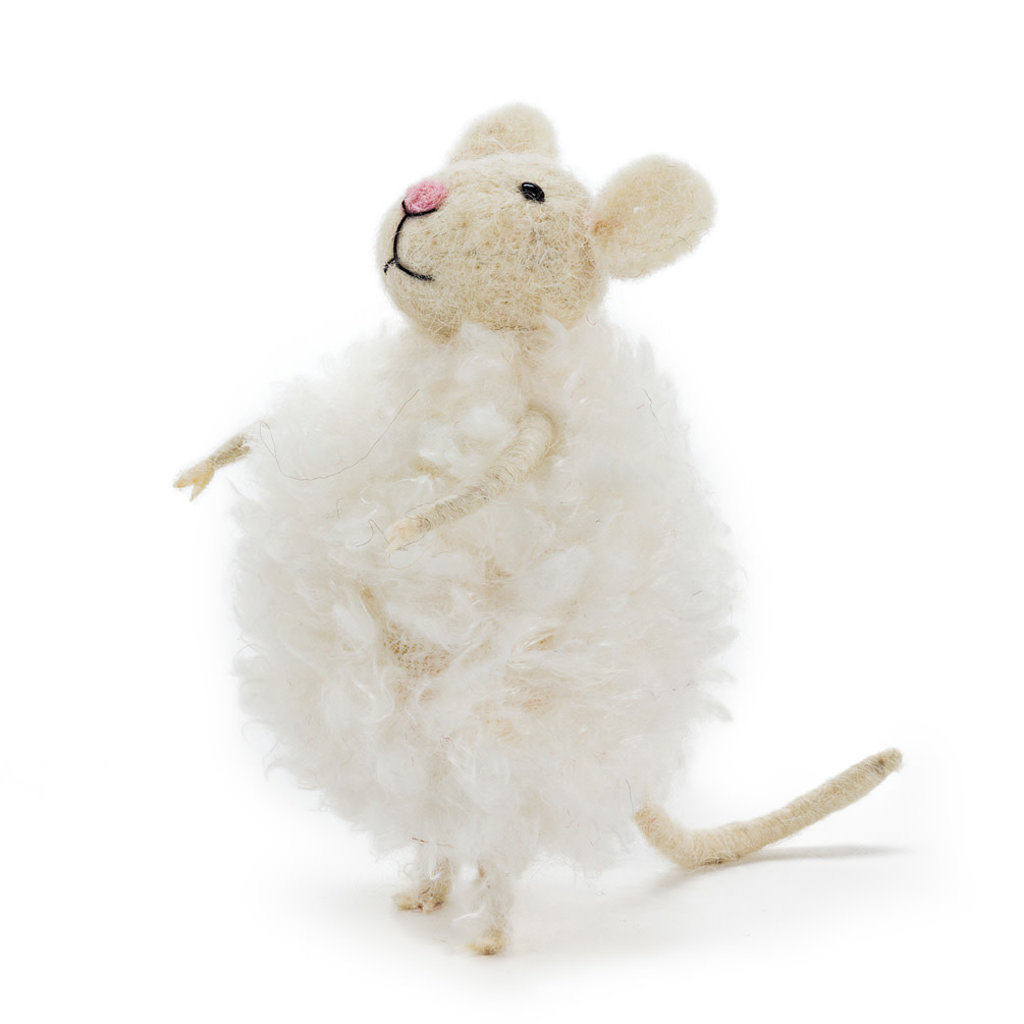 Mouse in Snowball