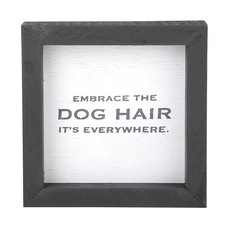 Dog Hair Frame